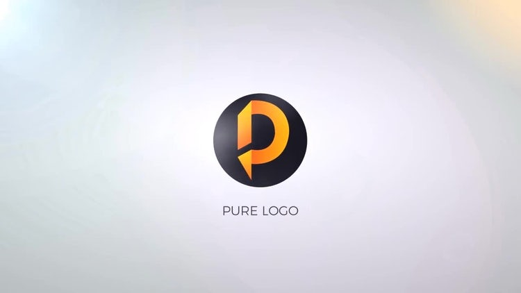 Pure Logo: After Effects Templates