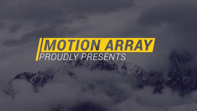 Creative Minimal Titles: Premiere Pro Templates