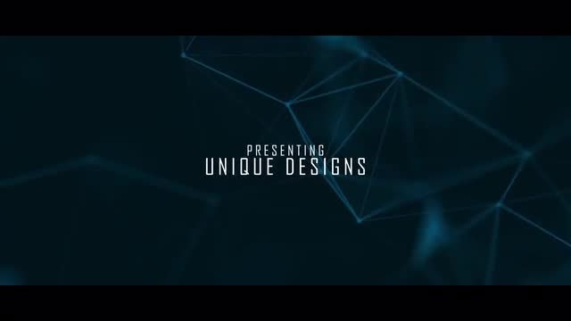 Cinematic Plexus Backgrounds: After Effects Templates