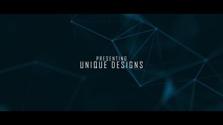 Cinematic Plexus Backgrounds: After Effects Templates