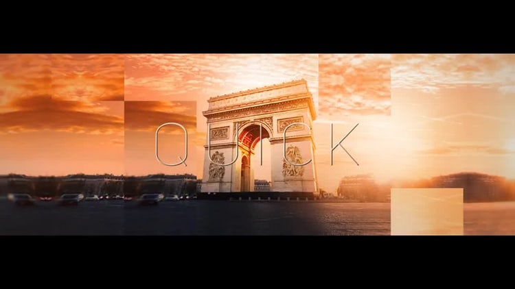 Quick Stomp: After Effects Templates