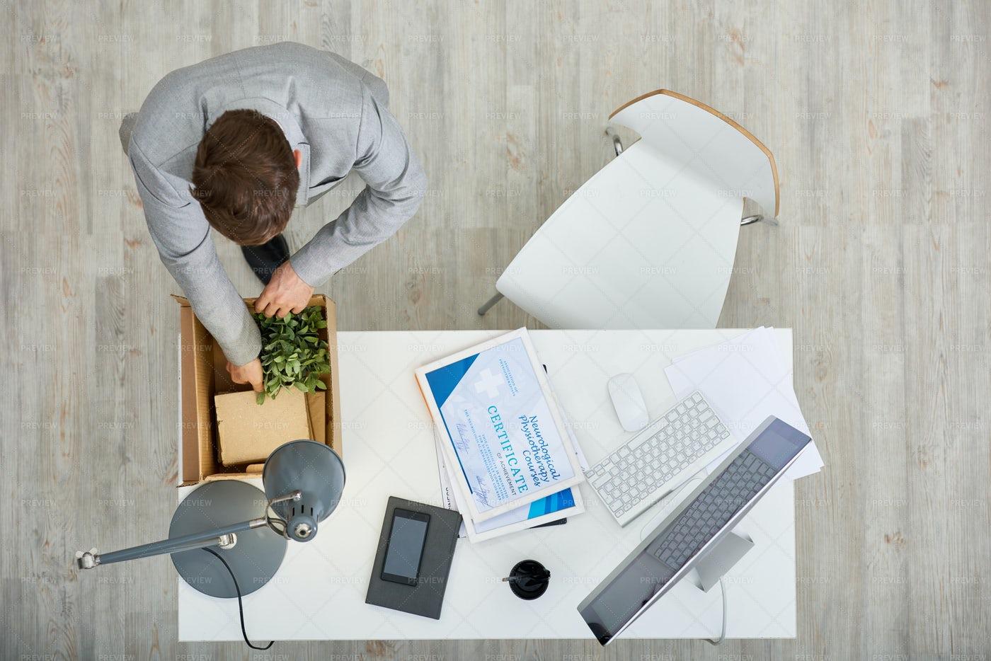 I Lost My Job: Stock Photos