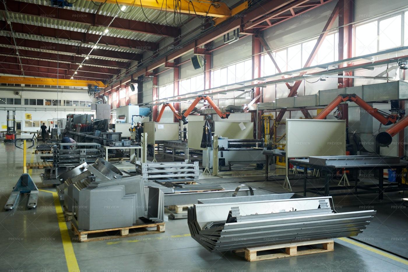 Metal Production: Stock Photos