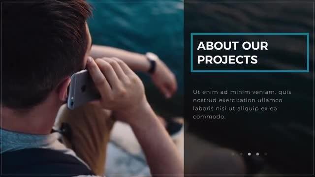 Elegant & Simple Promo: Premiere Pro Templates