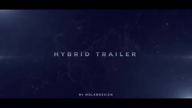 Hybrid Action Trailer: Premiere Pro Templates