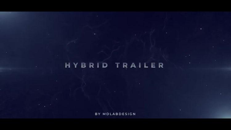 Hybrid Action Trailer: Premiere Pro Templates