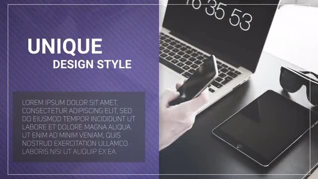 Corporate Promo: After Effects Templates