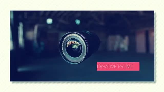 Abstract Modern Promo: After Effects Templates