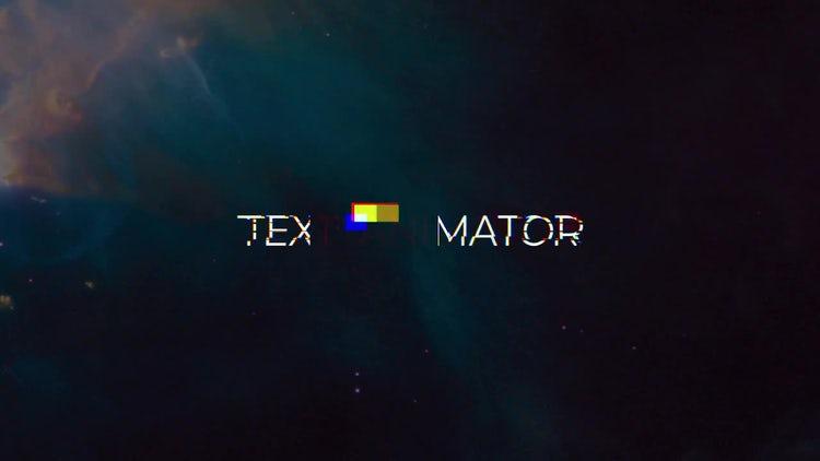 Text Animator: Motion Graphics Templates