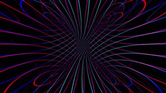 Abstract Ornament Background: Motion Graphics