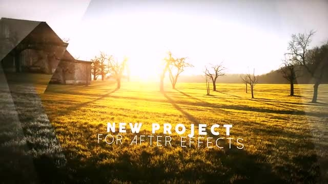 Modern Opener 5: After Effects Templates