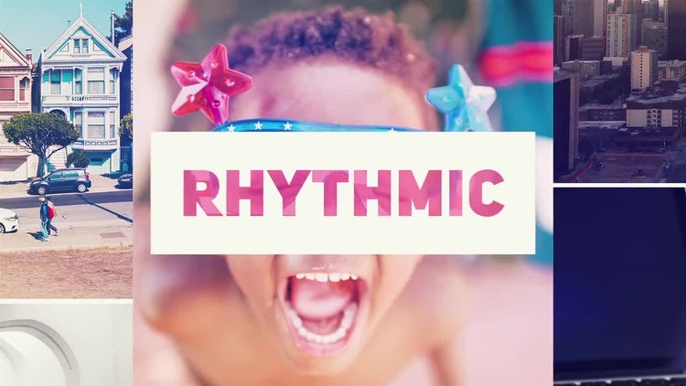 Dynamic Upbeat Opener: After Effects Templates