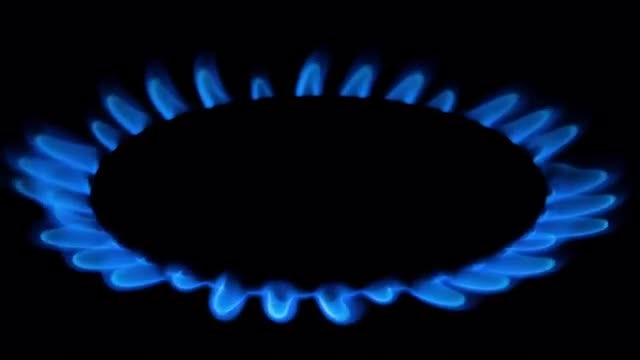 The Gas Blaze: Stock Video