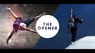 The Opener: After Effects Templates