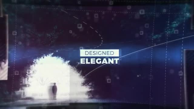 Active Parallax Opener: After Effects Templates
