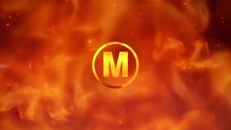 Furious Fire Logo: After Effects Templates
