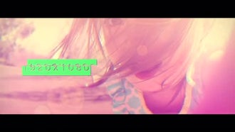 Crazy Colors: After Effects Templates