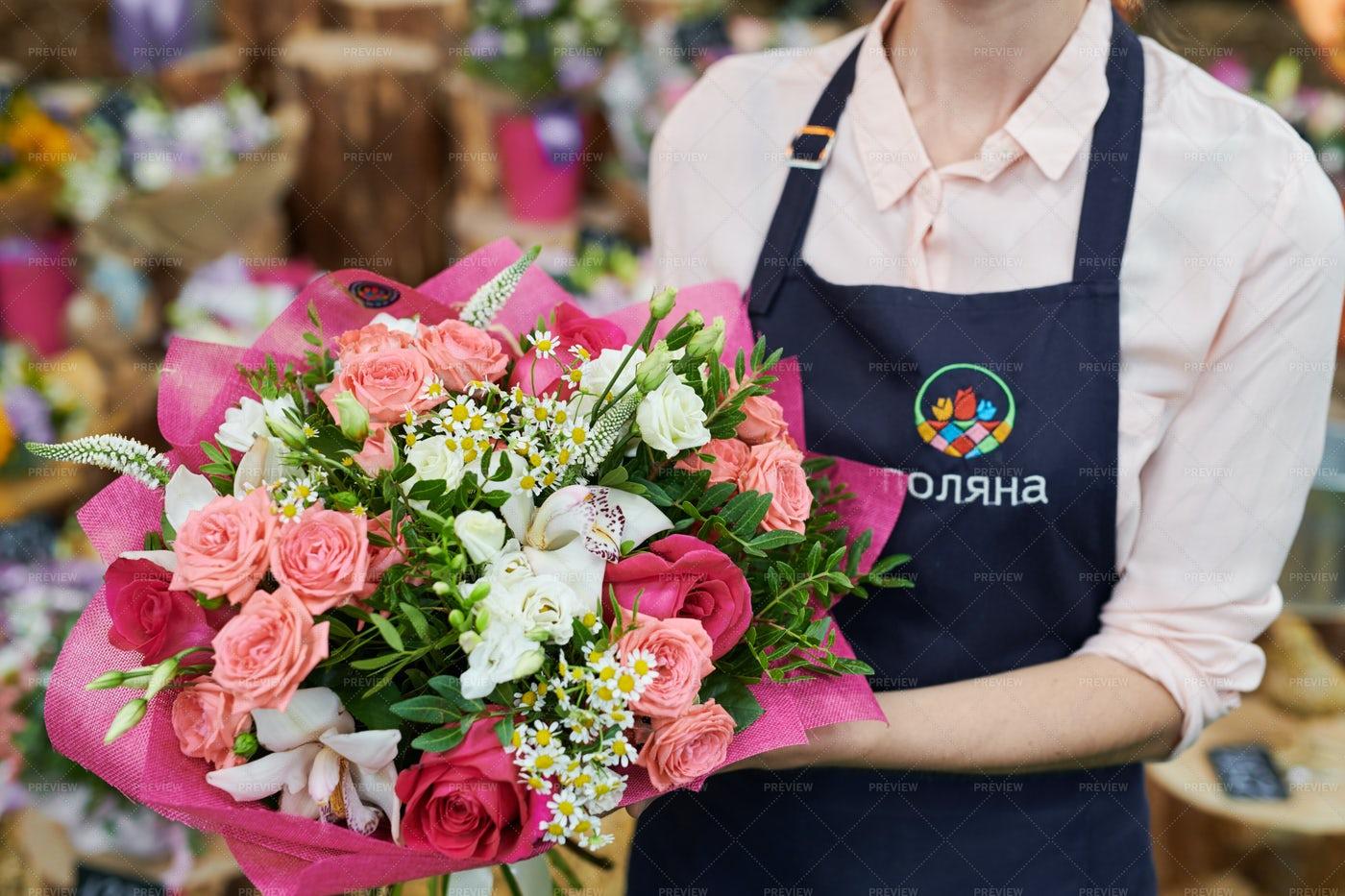 Flower Shop: Stock Photos