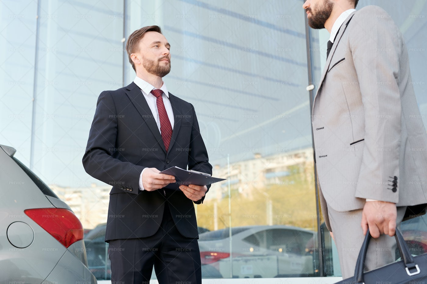 Business People Outdoors: Stock Photos