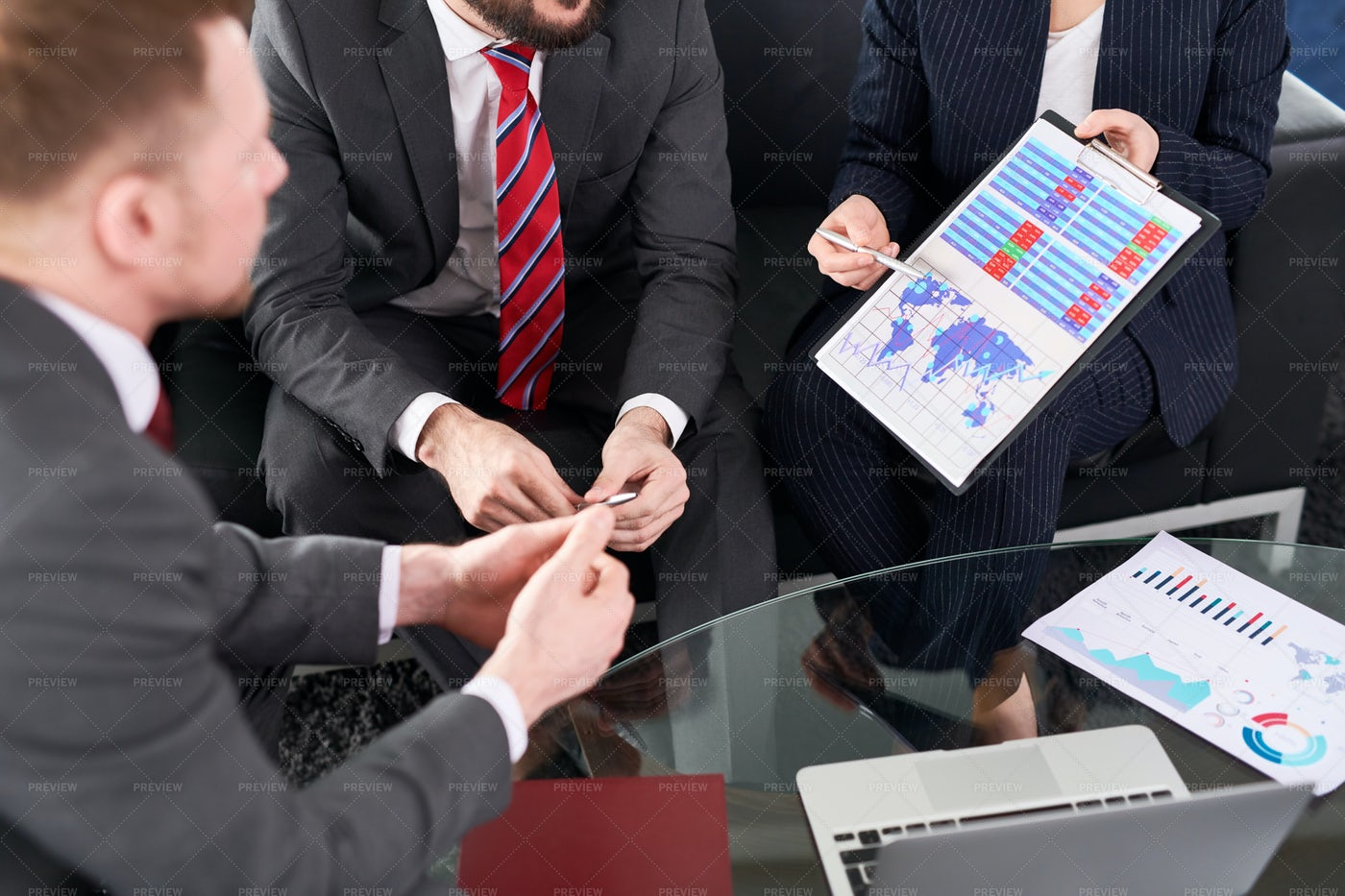 Financial Performance: Stock Photos