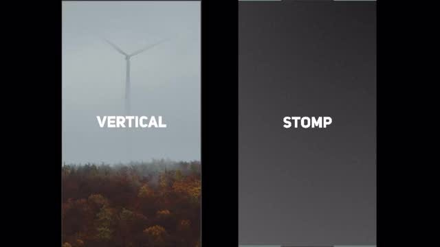 Rhythm Stomp Vertical Mobile Template: After Effects Templates