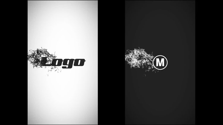 Inc Logo Opener Vertical: After Effects Templates