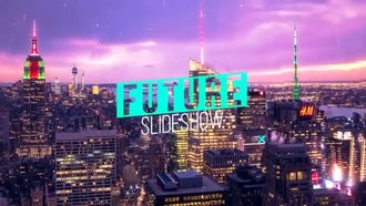 Future Slideshow: After Effects Templates
