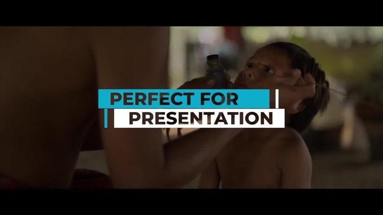 New Unique Titles: Premiere Pro Templates