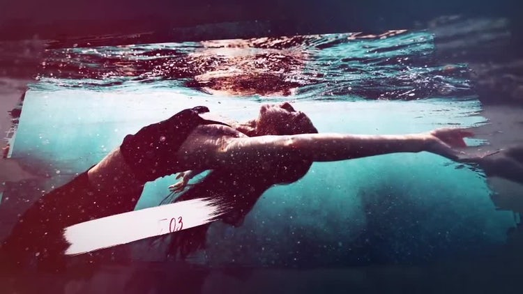 Black Slideshow: After Effects Templates