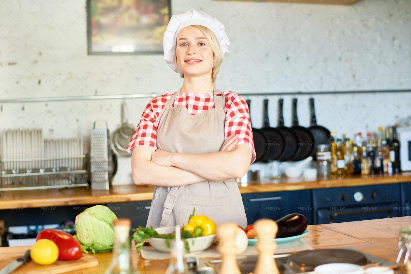 Ready For Cooking: Stock Photos