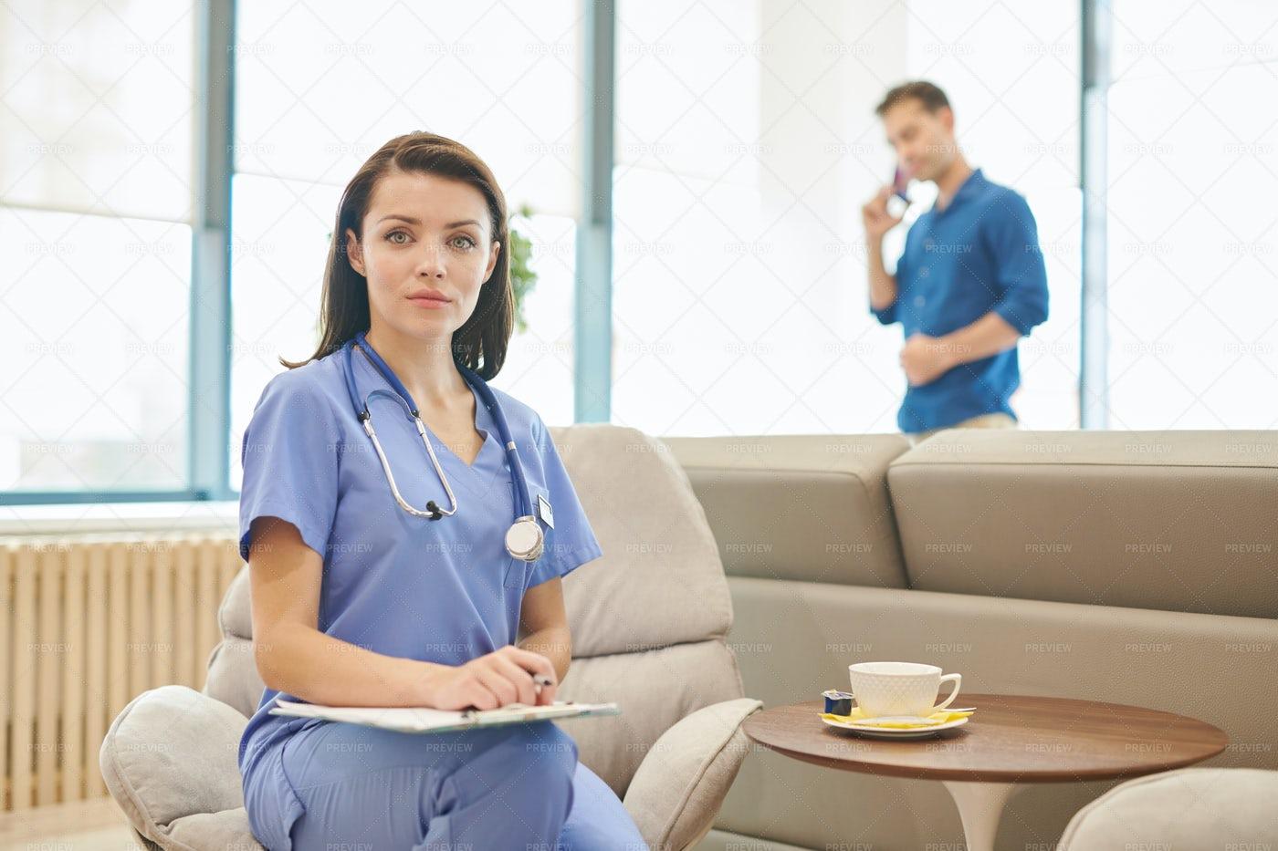 Young Medical Professional: Stock Photos