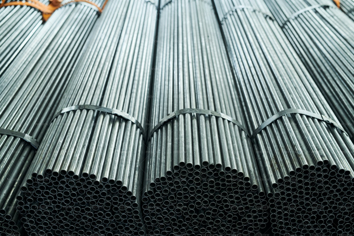Pipe Production: Stock Photos