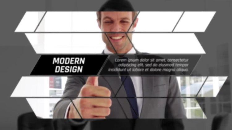 Modern Presentation: After Effects Templates