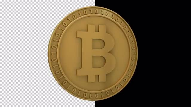 Bitcoin: Stock Motion Graphics