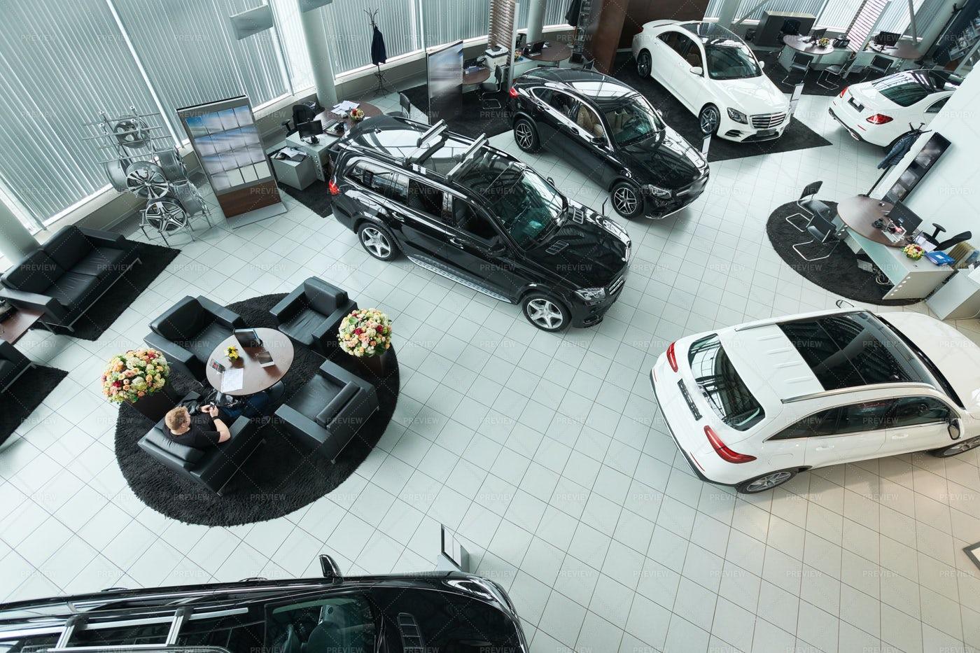 Sale Car: Stock Photos