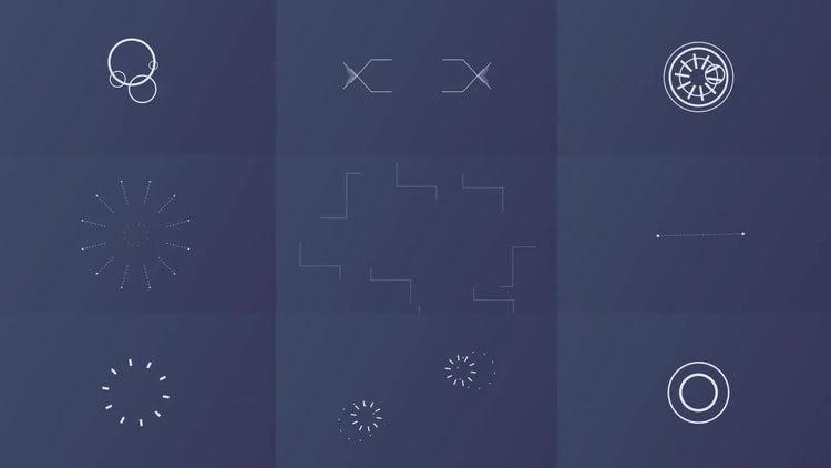Shape Elements Pack: Motion Graphics