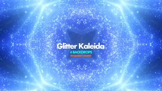 Glitter Kaleida Pack: Motion Graphics