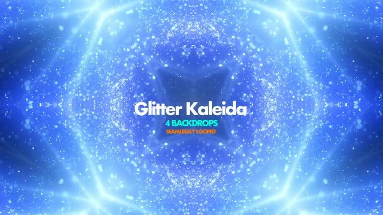 Glitter Kaleida Pack: Stock Motion Graphics