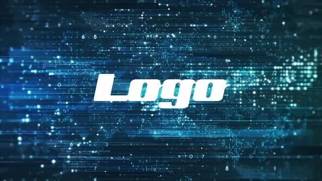 Digital Map Logo Reveal: After Effects Templates