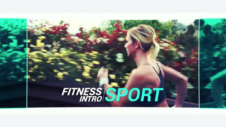 Motivation Inspired Sport Opener: After Effects Templates