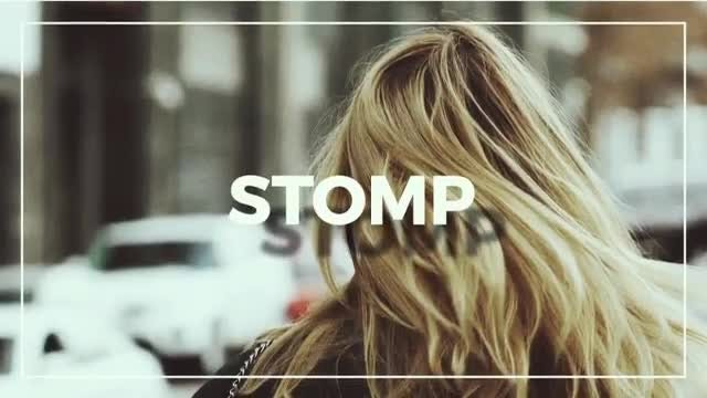 Fast Stomp Opener: After Effects Templates