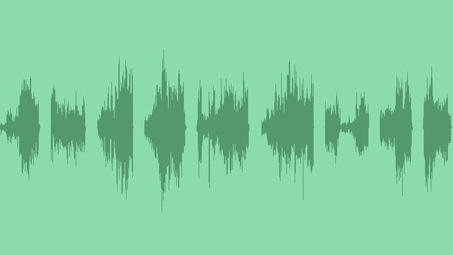 Electronic Glitch: Sound Effects