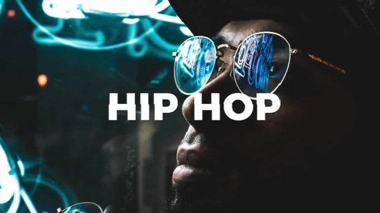 Rhythmic Hip Hop Opener: After Effects Templates