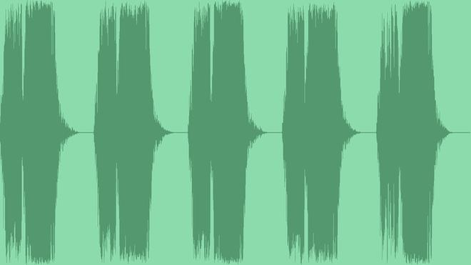 Intro Glitch Sound: Sound Effects