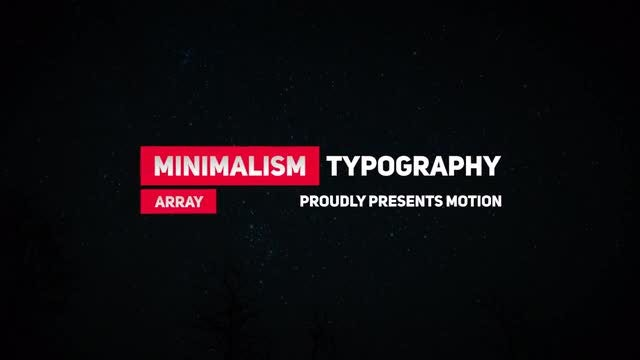 Fresh Unique Titles: After Effects Templates