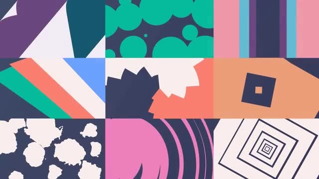 Dynamic Transitions Pack: Stock Motion Graphics
