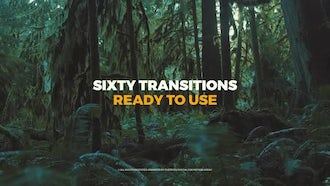 Multiframe Transitions: After Effects Templates