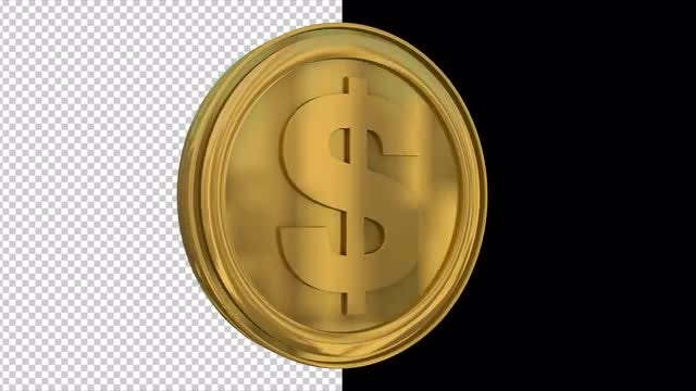Dollar: Stock Motion Graphics