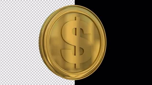Dollar: Stock Motion Graphics