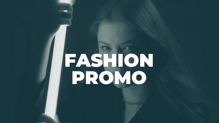 Fashion Promo: Premiere Pro Templates